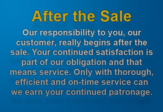 After the sale of medical maintenance and our responsibility - Service-Rite Medical, Inc.