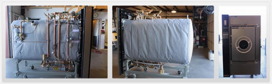 Sterilizer serviced by, Service-Rite Medical, Inc.